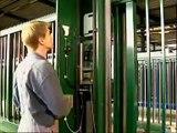 GATE SAFETY   Inova Cantilevered sliding gates Inova security gates and electric gates UK ; compliant to British Standards BS EN 12453 2001