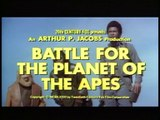 Battle for the Planet of the Apes / La bataille de la planète des singes (Trailer - Bande annonce OV Movies Version 1973) HD - HQ