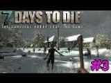 7 Days To Die #3 | Alpha 13.6 | Solo | Spending The Night Like A Boss