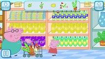 Peppa Pig Nuevos Episodios - Peppa Pig Juego en el Supermercado