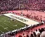 Winning Field Goal - UW Huskies (16) - USC Trojans (13)
