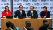 Conférence de presse conjointe avec M. Ban Ki-moon, Secrétaire général des Nations Unies