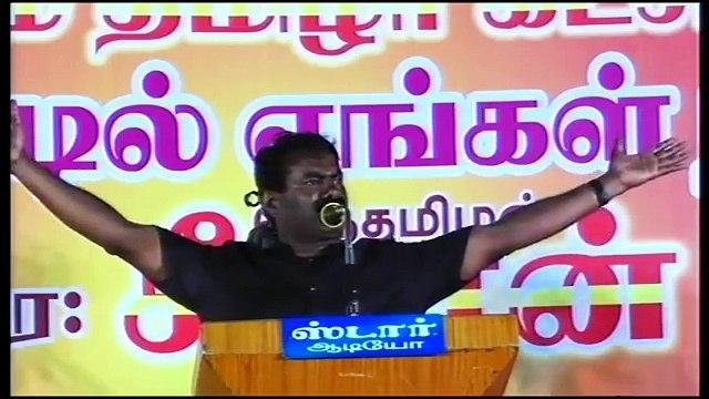 22.4.2016 - இராதாபுரம் - சீமான் உரை | Radhapuram – Seeman Speech – 22 April 2016
