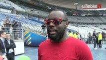 Finale PSG - Lille. Maître Gims : « Je suis connecté avec pas mal de joueurs »