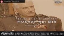 Pakistan Air Force Counter attack on India ! (Parvez Musharraf)
