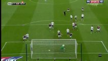Barton J. Amazing Free kick GOAL - Preston-0-1-Burnley - 22.04.2016