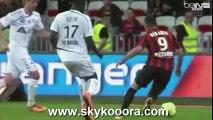 But De Hatem Ben Arfa - OGC Nice vs Stade De Reims 2-0