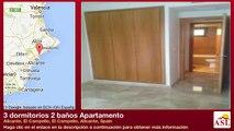 3 dormitorios 2 baños Apartamento se Vende en Alicante, El Campello, El Campello, Alicante, Spain