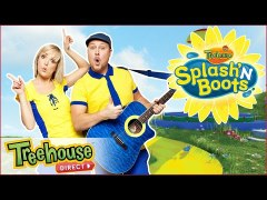 Splash N Boots Spring Songs for Kids by Treehouse Direct