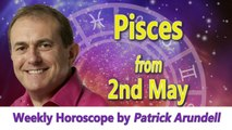 Pisces Weekly Horoscope from 2nd May 2016