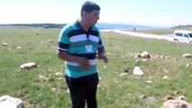 çiğiltepede bulunan şehit mezarları 57 tümene ait şehitlerin mezarları