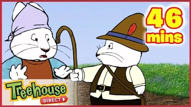Max and Ruby : Family & Friends HD!   Funny Cartoon Collection for Children By Treehouse Direct