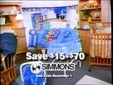 CBS commercials/promos (October 9, 1998)