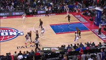 Andre Drummond Circus Shot | Cavaliers vs Pistons | Game 3 | April 22, 2016 | NBA Playoffs