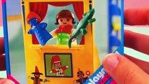 Petit théâtre Playmobil – Petit théâtre avec marionnettes de PLAYMOBIL® [unboxing]