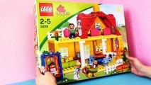 DUPLO Ville Maison de famille LEGO Présentation