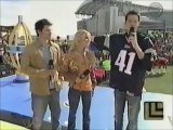Nick Lachey & Jessica Simpson Mtv Superbowl