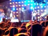 Arrivé de Tokio Hotel sur scéne-Fête de la musique