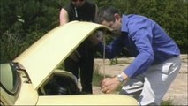 Mr. Bean – Rowan Atkinson recording car sounds!