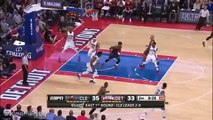 LeBron James 20 Pts Full Highlights - Cavaliers vs Pistons - Game 3 - April 22, 2016 _ NBA Playoffs