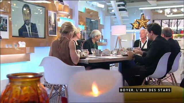 Laurent Boyer évoque le comportement de Cyril Hanouna envers Mimie Mathy mais refuse de commenter l'affaire Verdez/JoeyS