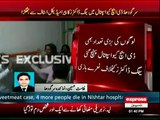 Scuffle breaks out between Junior and Senior Doctors during Young Doctors strike in Sargodha