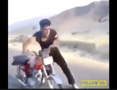 As Saaly ko Tu One Wheeling ka Maza aa gya Uffff