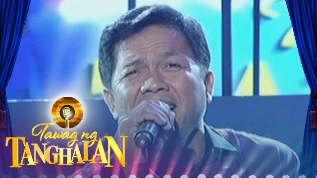 Tawag ng Tanghalan: Jeremias Lagunsad | Tanging Ikaw