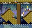 Yoshi's Strange Quest then Super Mario Bros. Invaders of Mushroom Kingdom (SMW ROM hack) - 10 / 33