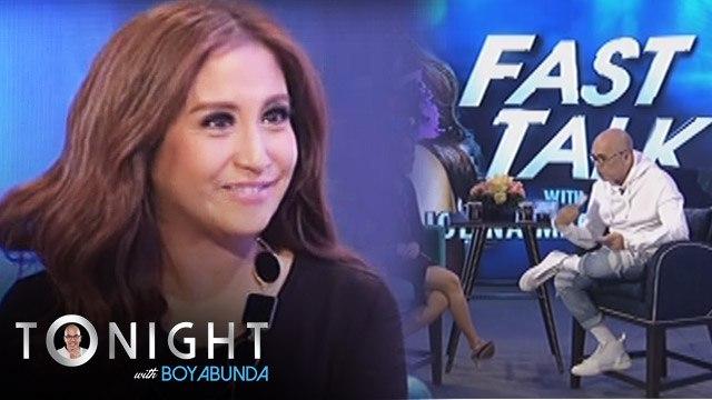 TWBA: Fast Talk with Jolina Magdangal