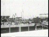 DiFilm - Manifestacion de obreros en Buenos Aires (1973)
