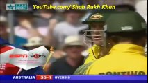 in Cricket History - Montage - Biggest FIGHTS