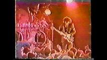 Black Sabbath Tony Iommi Solo DVD Finland 1
