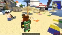 DanTDM Minecraft   Grand Theft Auto GTA   QUAD BIKES, PRANKS & HOBOS   Mods Showcase Funny Moments