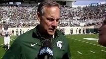 ASAP at Michigan State with Coach Mark Dantonio - video