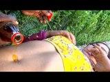HD  रगड़ब तेल लगा के  Ragdab Tel Laga Ke | Kaho Tel Laga Ke | Bhojpuri Hot Song new