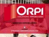 Agence immobilière à Limoges. ORPI, agence de la Mairie et agence du Centre.