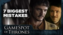 7 Times Game of Thrones Characters Really, Really Messed Up - GameSpot of Thrones
