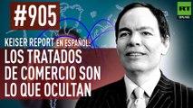 """""""Somos lo que ocultamos"""": Los tratados secretos que esconden los Gobiernos"""