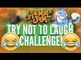 TRY NOT TO LAUGH CHALLENGE (Animal Jam Version)