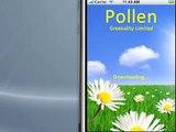 Pollen iPhone Application