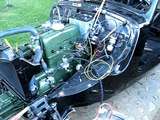 citroen traction moter, citroen traccion motor, traction avant, citroen 11cv