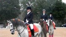 Spanish Horses Dancing Exhibition - 10Dec'11 - Woodlands Equestrian Club.MOV