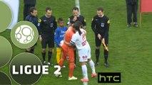 Stade Brestois 29 - Stade Lavallois (0-0)  - Résumé - (BREST-LAVAL) / 2015-16