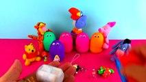 30 Surprise toys 10 Play-Doh Surprise eggs Unboxing Kinder surprise toys Maxi kinder surpr