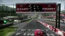 NFS SHIFT Spa Francorchamps Track Guide