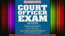 READ book  Court Officer Exam Barrons Court Officer Exam Full EBook