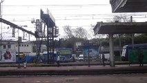Passage BB 67231 + BB 22367 infra à Versailles Chantiers