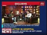 SRK vs SRK new interview ( Shahrukh Khan vs ShahRukh Khan ) | aaj tak