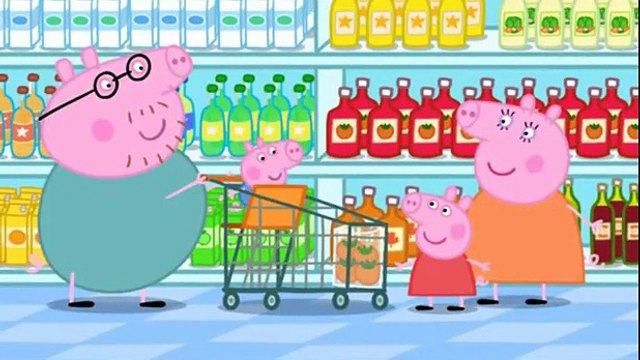 Peppa Pig   41 Shopping